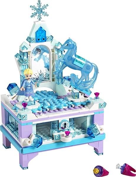 LEGO Disney Princess 41168 Elsa's Magic Jewelery Box - LEGO Building Kit