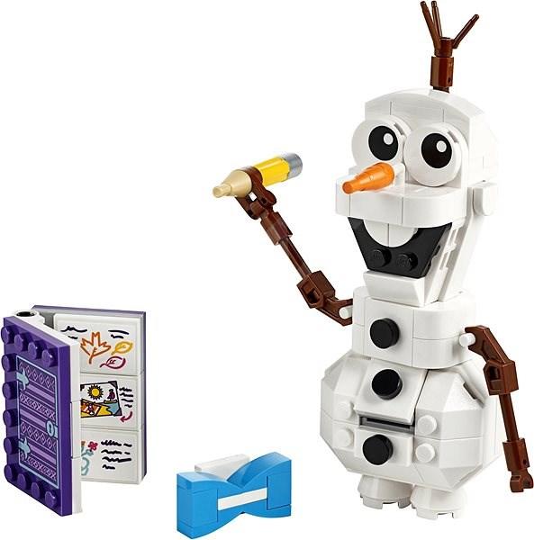 LEGO Disney Princess 41169 Olaf - Stavebnice
