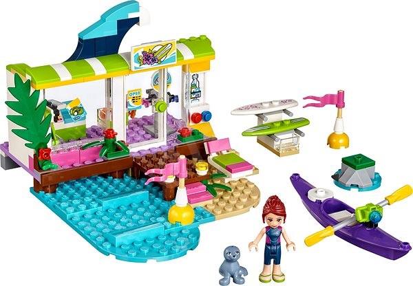 3c3dcf91d LEGO Friends 41315 Surfařské potřeby v Heartlake - Stavebnice | Alza.cz