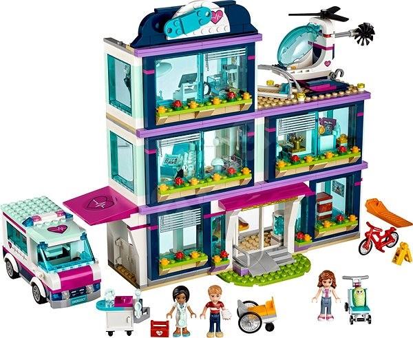 3c6325645 LEGO Friends 41318 Nemocnice v Heartlake - Stavebnice | Alza.cz