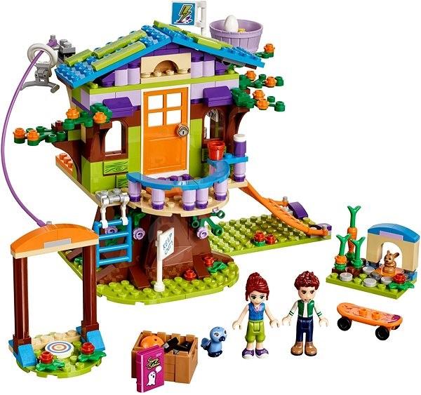 LEGO Friends 41335 Mia a jej domček na strome - Stavebnice