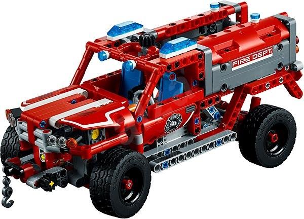 LEGO Technic 42075 Záchranné auto - Stavebnice