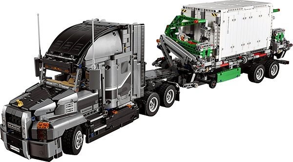 LEGO Technic 42078 Mack náklaďák - Stavebnice