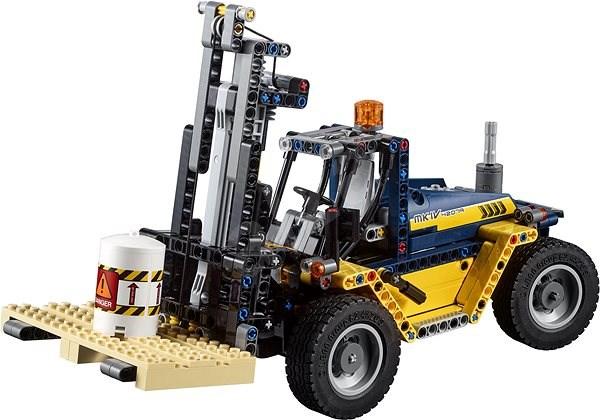 LEGO Technic 42079 Výkonný vysokozdvižný vozík - Stavebnice
