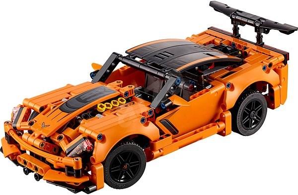 LEGO Technic 42093 Chevrolet Corvette ZR1 - LEGO stavebnice