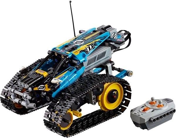 LEGO Technic 42095 Kaskadérské závodní auto na dálkové ovládání - LEGO stavebnice