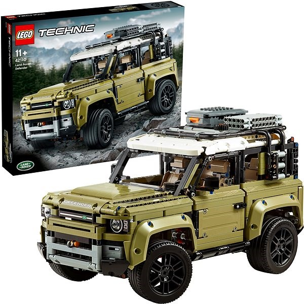 LEGO Technic 42110 Land Rover Defender - Stavebnice