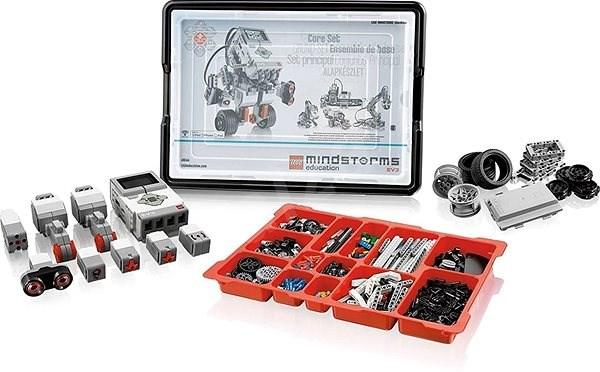 LEGO Mindstorms 45544 EV3 Základní souprava - LEGO stavebnice
