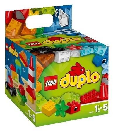 LEGO DUPLO 10575 Kreativní kostka - Stavebnice