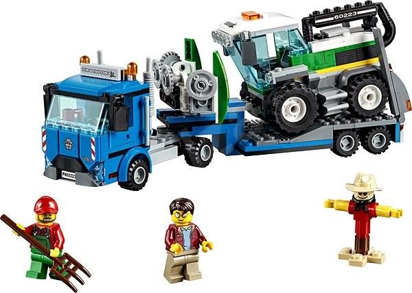 LEGO City 60223 Kombajn - LEGO stavebnice