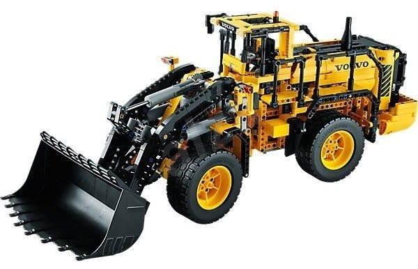 LEGO Technic 42030 VOLVO L350F Kolový nakladač na dálkové ovládání - Stavebnice