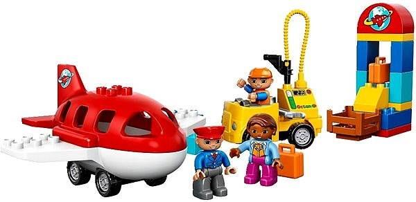 LEGO DUPLO 10590 Lego Ville, Letiště - Stavebnice