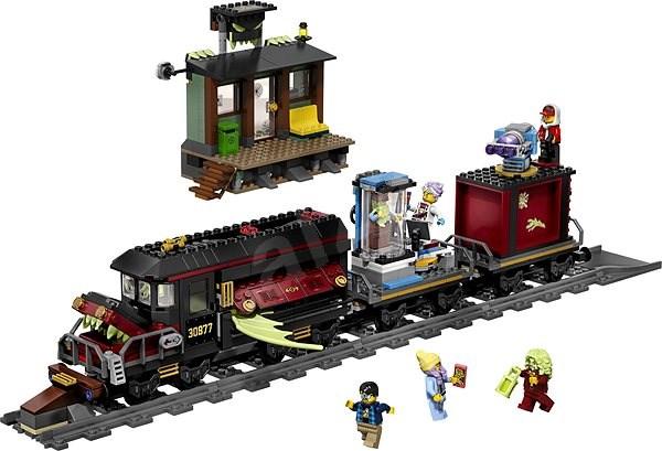 LEGO Hidden Side 70424 Vlak duchů - Stavebnice
