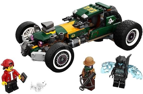 LEGO Hidden Side 70434 Nadpřirozený závoďák - LEGO stavebnice