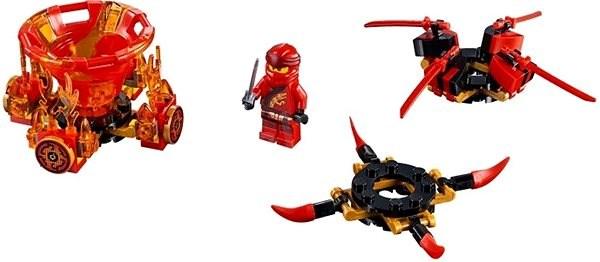 LEGO Ninjago 70659 Spinjitzu Kai - Stavebnice