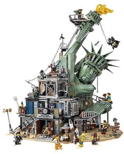 LEGO Movie 70840 Vítejte v Apokalypsburgu! - Stavebnice