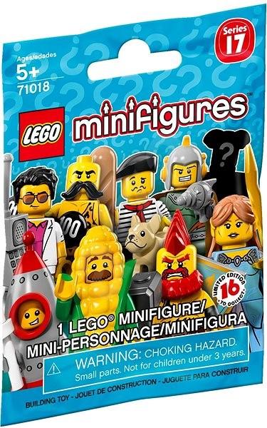 LEGO Minifigures 71018 17. série - Stavebnice