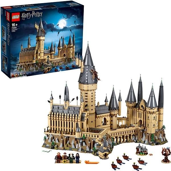 LEGO Harry Potter 71043 Bradavický hrad - Stavebnice