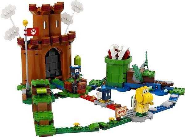 LEGO® Super Mario ™71362 Útok piraňové rostliny – rozšiřující set - LEGO stavebnice