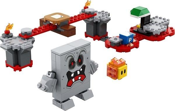 LEGO® Super Mario ™71364 Potíže v pevnosti Whompů – rozšiřující set - LEGO stavebnice