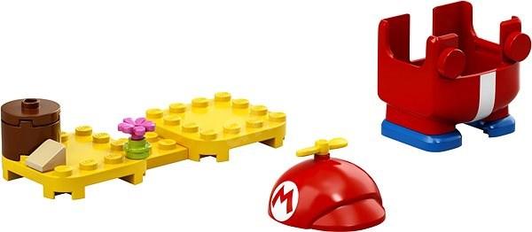 LEGO® Super Mario ™71371 Létající Mario  –  obleček - LEGO stavebnice