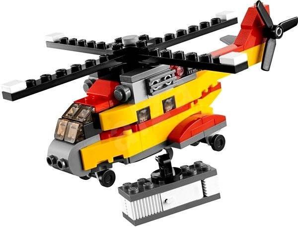 LEGO Creator 31029 Nákladní helikoptéra - Stavebnice