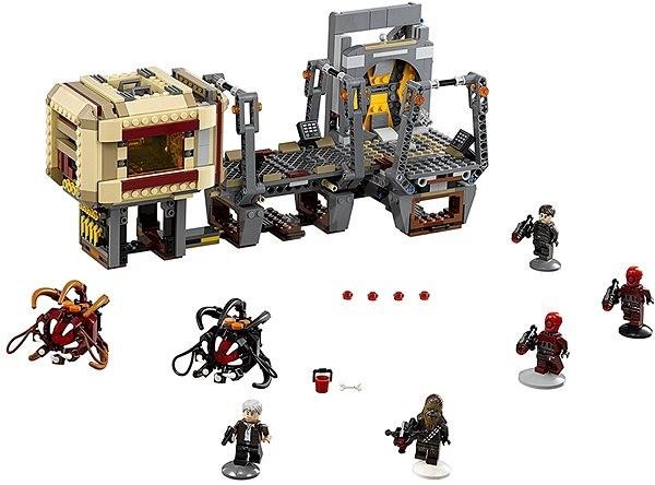 LEGO Star Wars TM 75180 Rathtarův útěk - Stavebnice