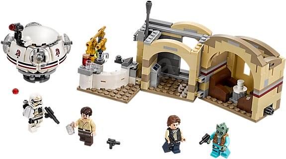 LEGO Star Wars 75205 Mos Eisley a jeho kantýna - LEGO stavebnice