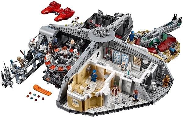 LEGO Star Wars 75222 Zrada v Oblačném městě - Stavebnice