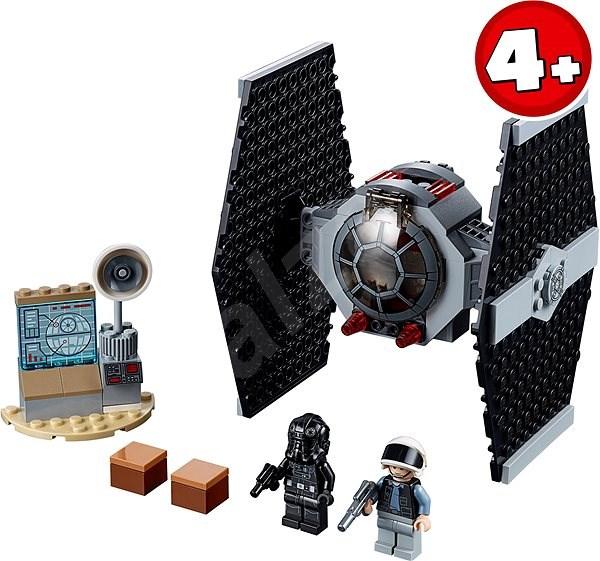 LEGO Star Wars 75237 Útok stíhačky TIE - LEGO stavebnice