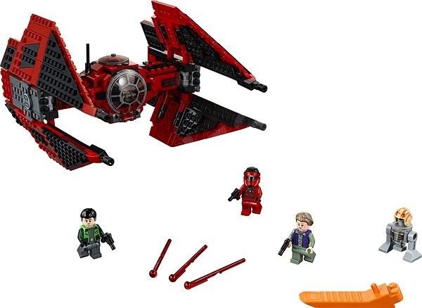LEGO Star Wars 75240 Vonregova stíhačka TIE - Stavebnice
