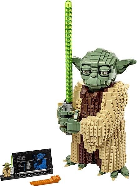 LEGO Star Wars 75255 Yoda - Stavebnice