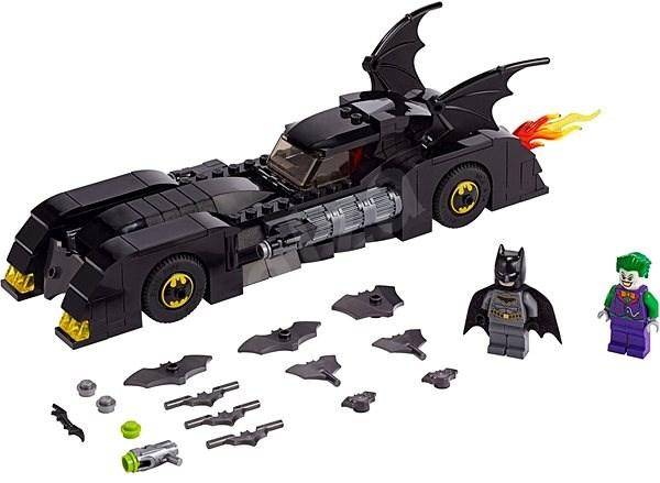 LEGO Super Heroes 76119 Batmobile: pronásledování Jokera - Stavebnice