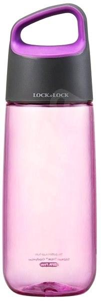 "Lock&Lock Láhev na vodu ""Bisfree Soft Handle"", 510ml, růžová ABF835V - Láhev na pití"