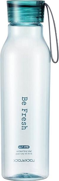 "Lock&Lock Láhev na vodu ""Bisfree Eco"" 550ml, zelená - Láhev na pití"
