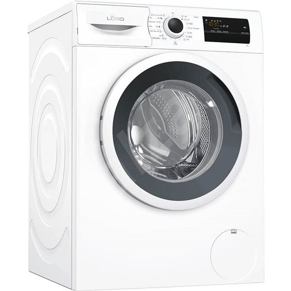 LORD W3 - Pračka s předním plněním