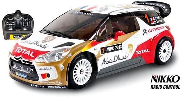 NIKKO Citroen DS3 WRC 2011 - RC model