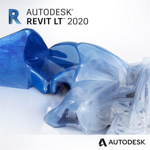 Revit LT Commercial Renewal na 2 roky (elektronická licence) - CAD/CAM software