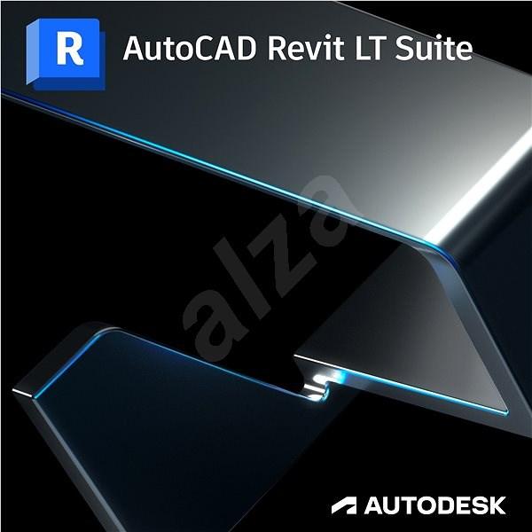 AutoCAD Revit LT Suite Commercial Renewal na 1 rok (elektronická licence) - CAD/CAM software