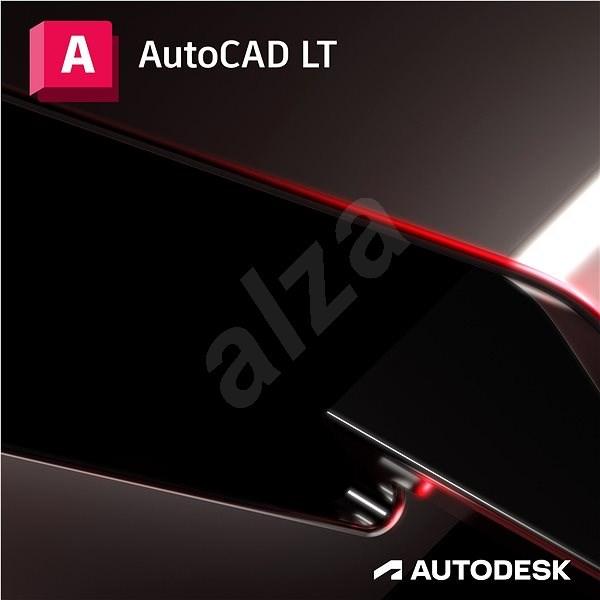AutoCAD LT 2021 Commercial New na 1 rok (elektronická licence) - CAD/CAM software