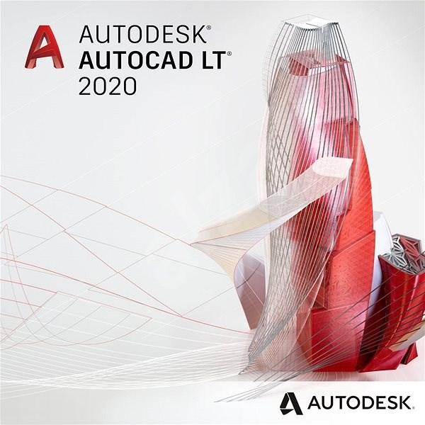 AutoCAD LT Commercial Renewal na 2 roky (elektronická licence) - CAD/CAM software