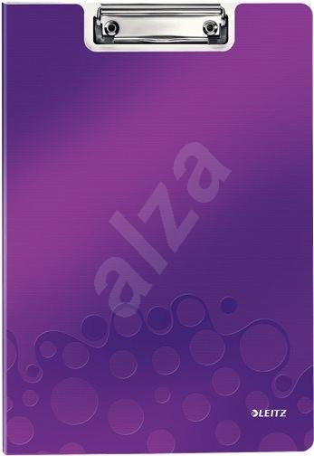 LEITZ Wow - purpurová - Podložka na psaní