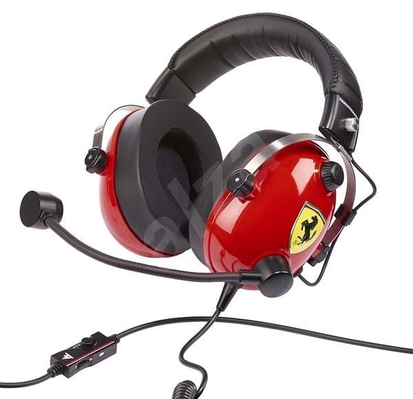 Thrustmaster T.Racing Scuderia Ferrari Edition - Herní sluchátka