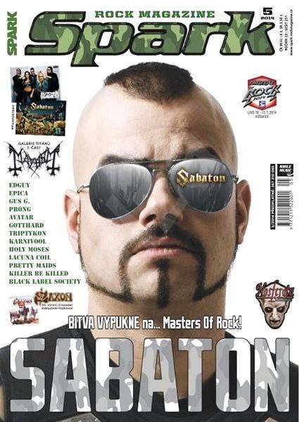Spark - 05/2014 - Elektronický časopis