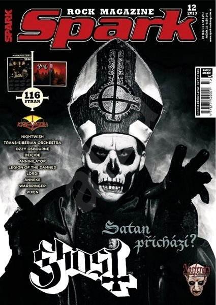 Spark - 12/2013 - Elektronický časopis