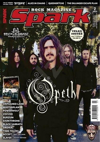 Spark - 07/2013 - Elektronický časopis