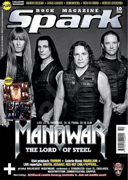 Spark - 10/2012 - Elektronický časopis