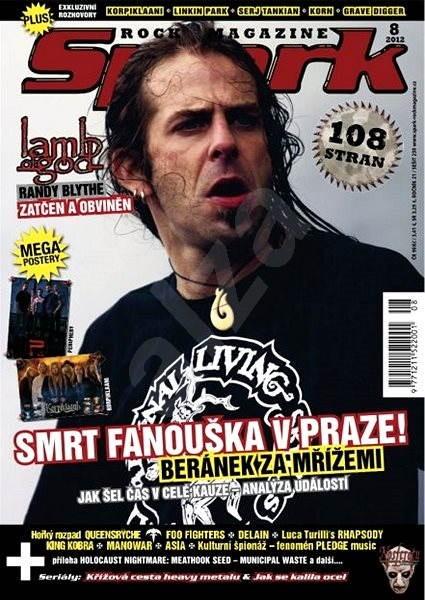 Spark - 08/2012 - Elektronický časopis