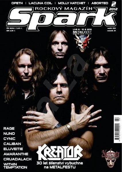 Spark - 02/2012 - Elektronický časopis