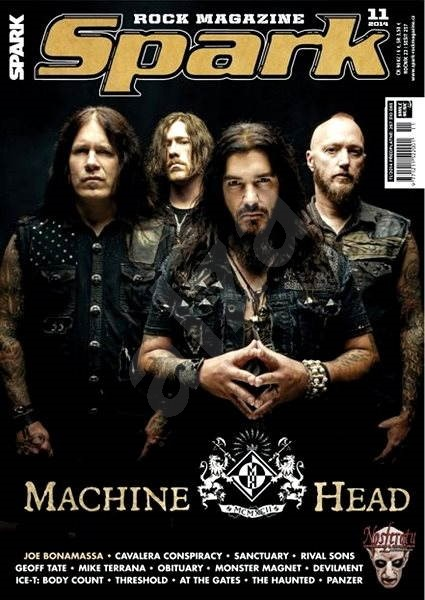 Spark - 11/2014 - Elektronický časopis